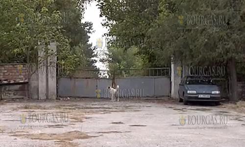 центр временного содержания беженцев у болгаро-турецкой границы
