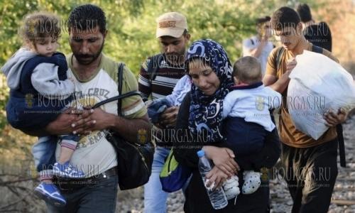 центр временного содержания беженцев в Бургасе