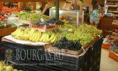 фрукты в Болгарии, цены на фрукты в Болгарии, болгарские фрукты, цены на продукты в Болгарии