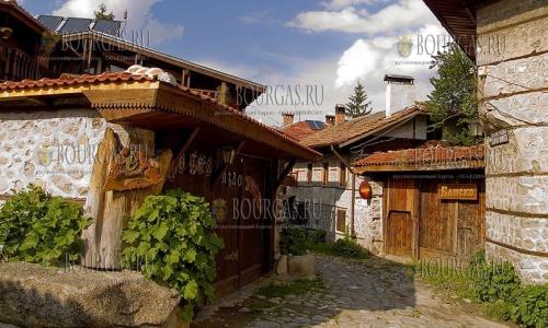 болгарский горнолыжный курорт Банско летом
