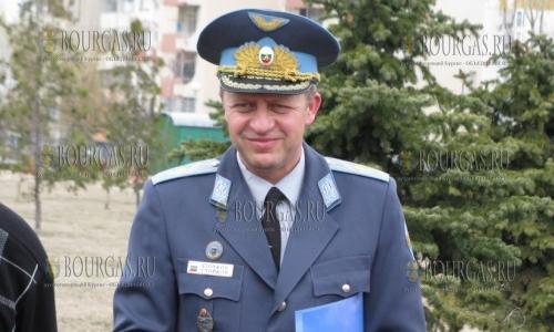 Цанко Стойков - новый командующий ВВС Болгарии