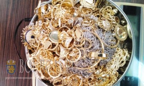 Контрабандисты изобретательны - золотой болгарский перец