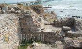 крепость Кария край Шабла