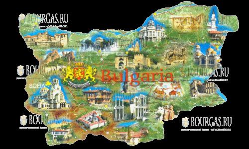 Культурный туризм в Болгарии становится все популярнее, Туристический сектор Болгарии
