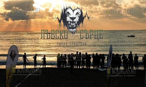 Курорт Приморско принял соревнования по ультра триатлону