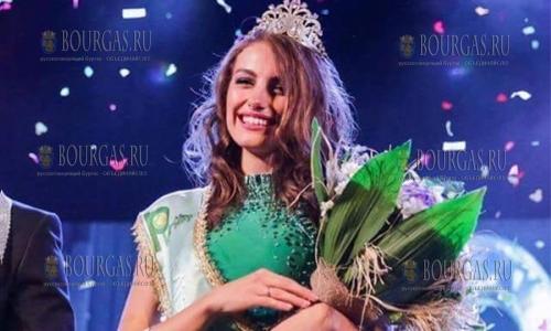 Мисс Планета 2016 выиграла болгарка