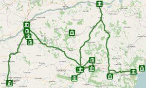 маршрут 4 - Столицы и города болгарских царей и патриархов