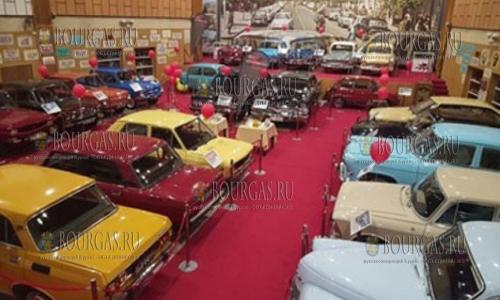 Музей ретро-автомобилей открылся в Болгарии