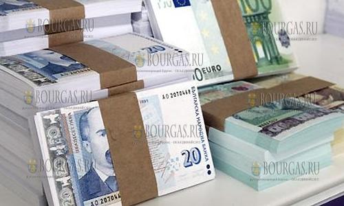 на депозитах в банках Болгарии