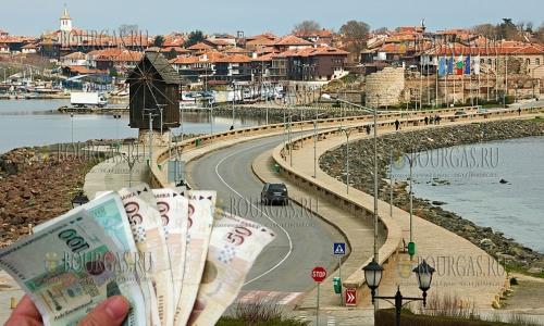 Налог на недвижимость в Несебре вырос на 50%, ремонт дорог в Несебре, Несебре приняли бюджет