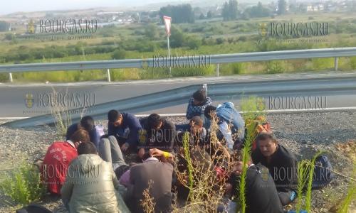 Нелегальных мигрантов в Болгарии выявляют все больше