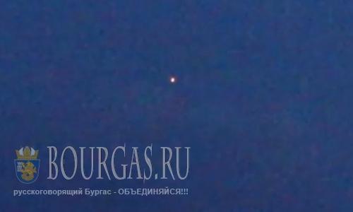 НЛО в Болгарии