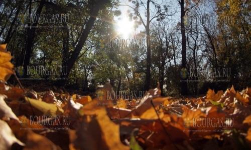 Октябрь в Болгарии - между летом и зимой