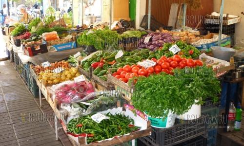 овощи в Болгарии