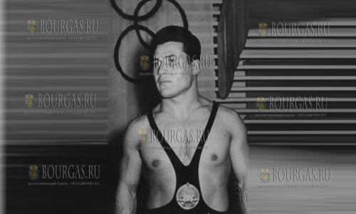 первый олимпийский чемпион Болгарии Никола Станчев