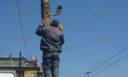 Системы видеонаблюдения установят в 39 городах Болгарии
