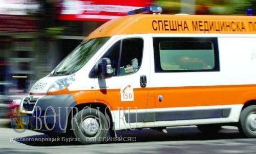 скорая помощь в Болгарии