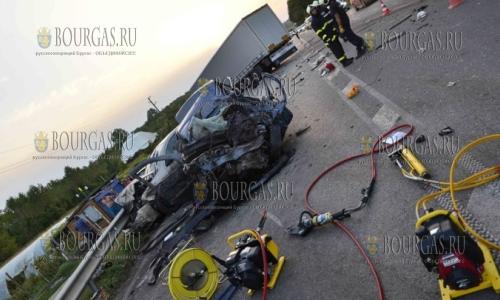 9 сентября 2016 года, трасса Русе - Разград, автомобильная катастрофа в Болгарии забрала жизни 4-х украинцев