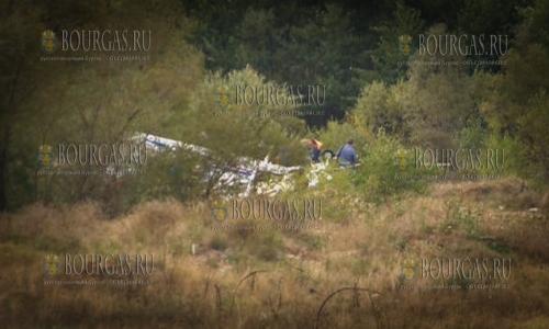 В Болгарии разбился легкомоторный самолет