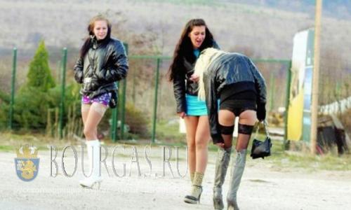 жрицы любви в Болгарии, болгарские жрицы любви