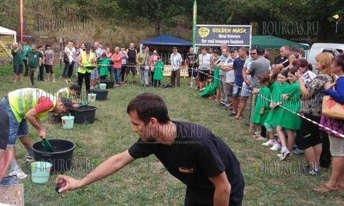 Золото в Болгарии - фестиваль золотоискателей в Пловдивской области