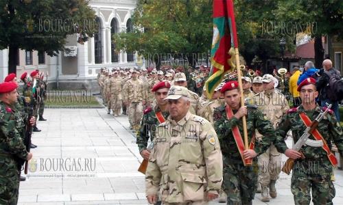 11 октября 2016 года, Карлово, в Болгарию вернулись военнослужащие 31 контингента Болгарской армии в составе международной миссии НАТО в Афганистане