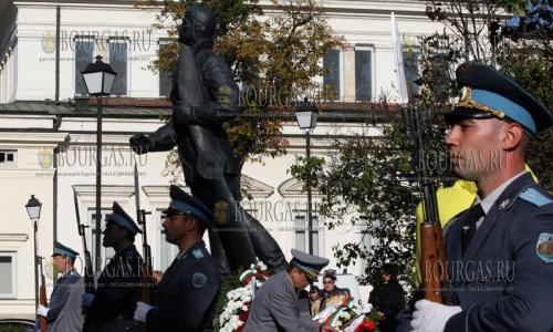 13 октября 2016 года, София, Болгария празднует 104 годовщину создания ВВС страны