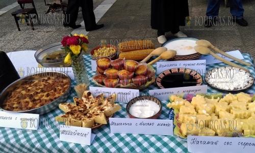 2 октября 2016 года, село Нова Черна Силистринская область, 4-й фестиваль блюд из кукурузы