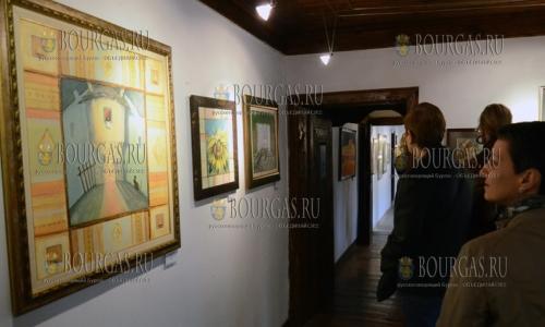 21 октября 2016 года, Кырджали, к Дню Города Общество художников открыли выставку, на которой было представлено 51 произведение искусства