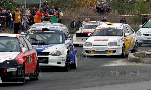 23 октября 2016 года, Бургас, последний этап чемпионата Болгарии по автогонкам Писта Бургас 2016