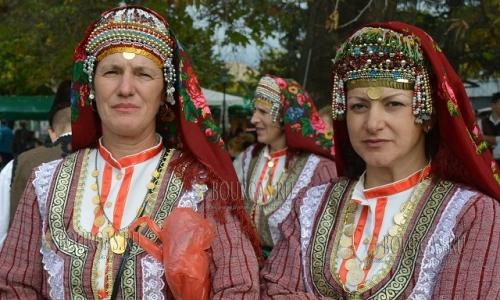 23 октября 2016 года, село Микрево, община Струмяни, 13-й междунапродный фольклорный фестиваль - Малешево пее и танцува