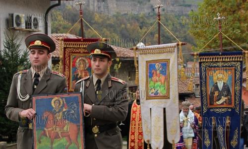 26 октября 2016 года, Велико Тырново, празднования 831 годовщины со дня восстания братьев Асеня и Петра, которое завершилось созданием II-го Болгарского царства