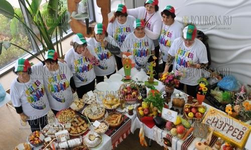 30 октября 2016 года, Бургас, Экспо-центр Флора, праздник к Дню Плодородия