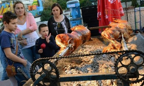 30 сентября 2016 года, Благоевград, начал свою работу 4-х дневный фестиваль балканской культуры и кухни