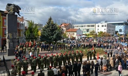 5 октября 2016 года, Благоевград, День города и 104 годовщина освобождения Горного Джумая и Пиринска Македония