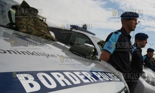 6 октября 2016 года, ПП Капитан-Андреево, на службу вышли сотрудники агентства Европейская пограничная и береговая охрана