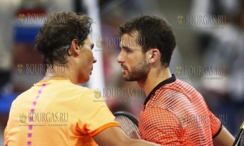 7 октября 2016 года, Пекин, Григор Димитров разгромил на теннисном турнире Рафаеля Надаля