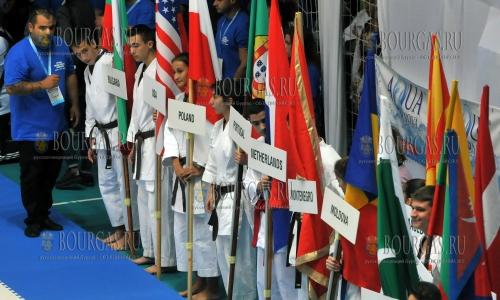 8 октября 2016 года, Бургас, 24-й чемпионат Мира по Шотокан Карате-До