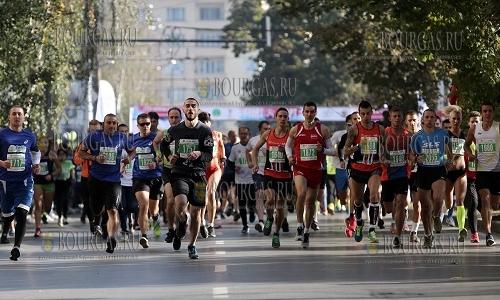 9 октября 2016 года, София, стартовал ежегодный Софийский марафон