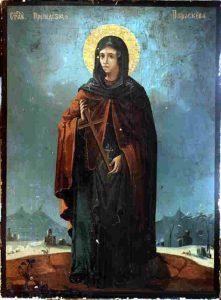 Петков день и день Святой Петки Болгарской