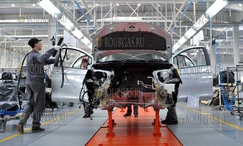 Автомобильная промышленность Болгарии быстро развивается