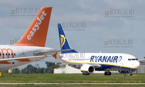 Бюджетные авиакомпании ждут в Варне