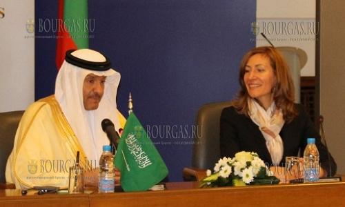 Болгария и Саудовская Аравия поработают в сфере туризма