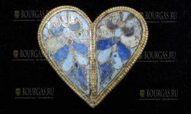 Болгарские археологи нашли ювелирное украшение царицы Марии