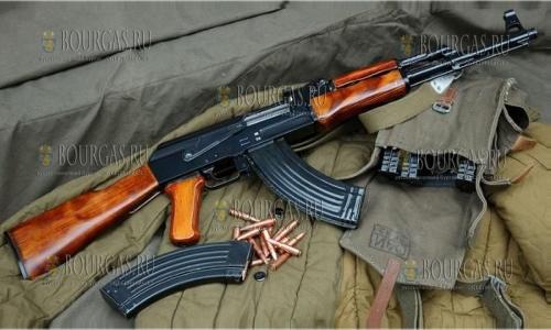Болгарское оружие воюет в Южном Судане