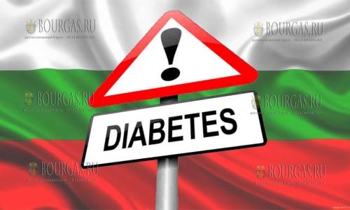 Диабет в Болгарии