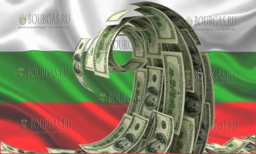 государственный долг Болгарии