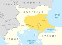 Историческая территория Фракии