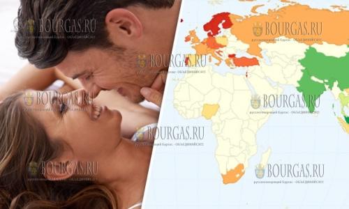 Юные болгарки теряют девственность в среднем в 16,9 лет