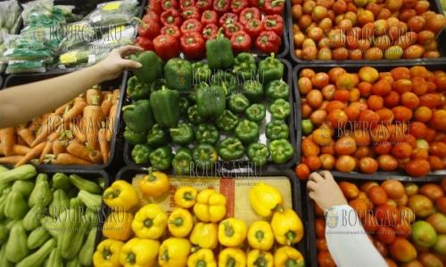 Овощи и фрукты болгары игнорируют